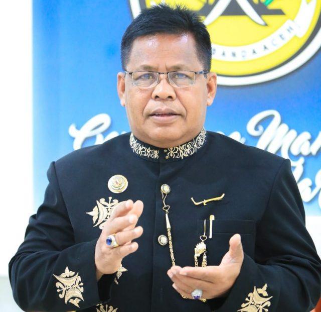 Wali Kota Aminullah Ajak Tamu Jkpi Nikmati Keunikan Banda Aceh Suara Aceh